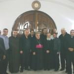 كهنة عكار لأبرشية طرابلس المارونية بحثوا في بناء مركز للمطرانية وبيع الاراضي