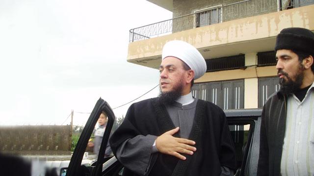 جديدة افتتح مسجدا في تكريت: سنبقى نحمل لواء الرحمة والسلام للبشرية ولن نرد على ابواق الفتنة