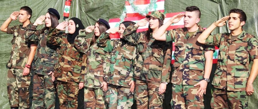 الاحتفالات عمت الجومة بمناسبة الاستقلال