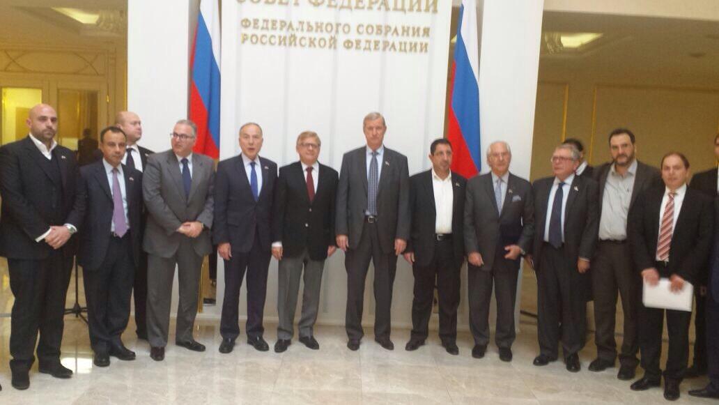 دبوسي حريص على العلاقات التجارية الروسية